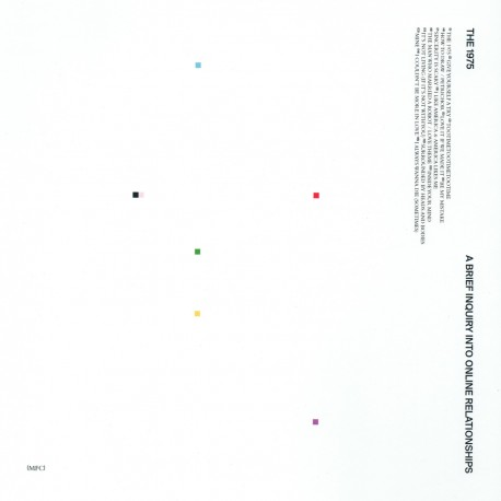The 1975: A Brief Inquiry Into Online Relationships (LP)