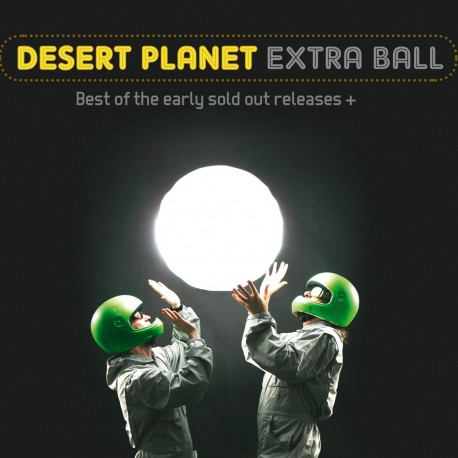Desert Planet: Extra Ball