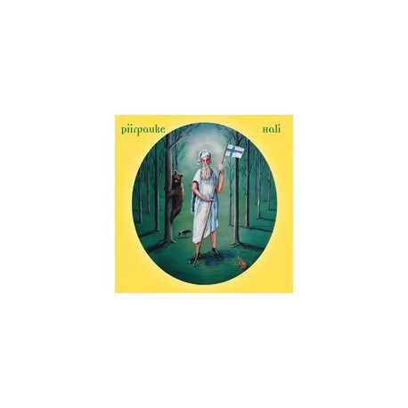 Piirpauke: Hali (CD)