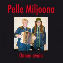 Pelle Miljoona - Onnen avain (CDS)