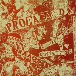V/A: Propaganda - Russia Bombs Finland (LP)