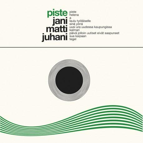 Jani Matti Juhani: Piste (LP)
