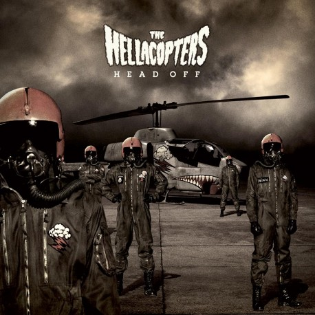 Hellacopters: Head Off (LP, GOLD)