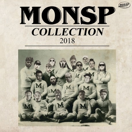 Monsp: Collection 2018 (LP)