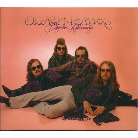 Death Hawks: Psychic Harmony (LP)