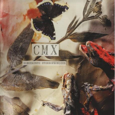 CMX : Dinosaurus stereophonicus (3LP)