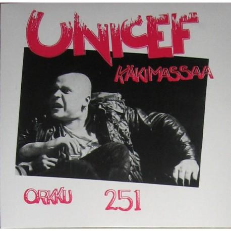 """Unicef: Käkimassaa EP (7"""")"""