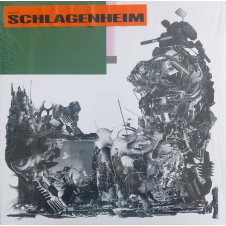 Schlagenheim: Black Midi (LP)