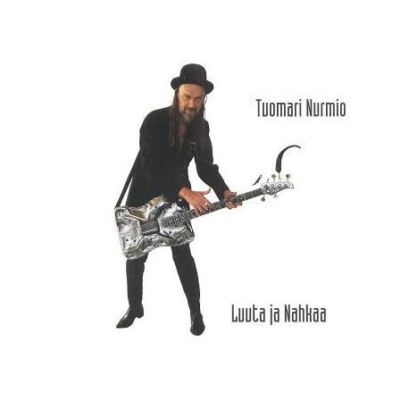 Tuomari Nurmio: Luuta ja nahkaa (LP)