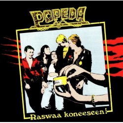 Popeda: Raswaa koneeseen! (LP)
