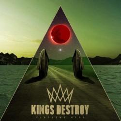 """Kings Destroy: Fantasma Nera (red/gold LP + 7"""")"""