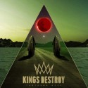 "Kings Destroy: Fantasma Nera (red/gold LP + 7"")"