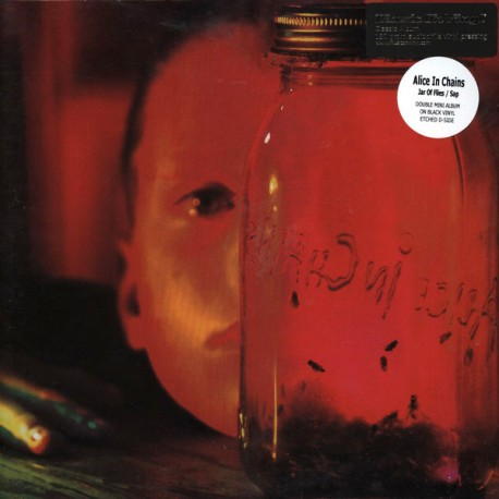 Alice In Chains: Jar Of Flies / Sap (LP)
