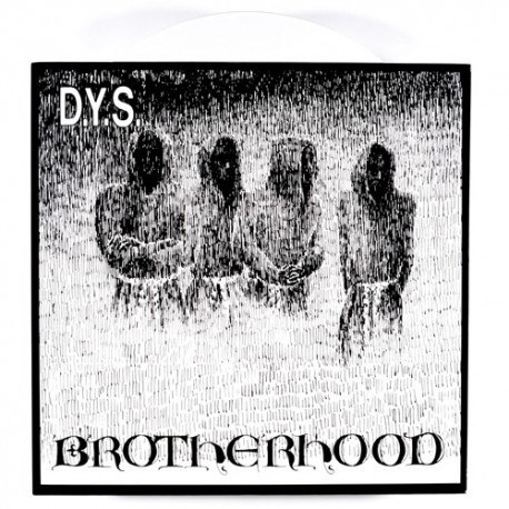 D.Y.S.: Brotherhood (white LP)