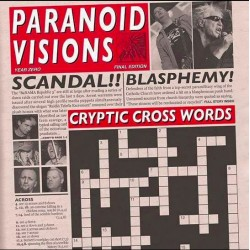 Paranoid Visions: Cryptic Cross Words (LP+CD)