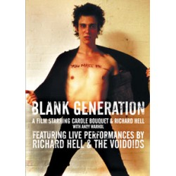 Richard Hell and the Voidoids: Blank Generation (DVD)