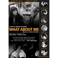 Rachel Amodeo: Johnny Thunders - What About Me (DVD)