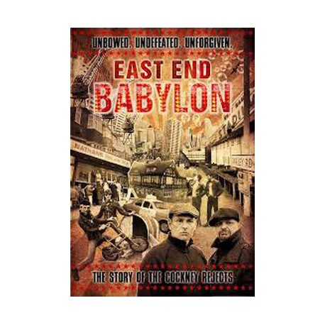 Cockney Rejects: East End Babylon (DVD)