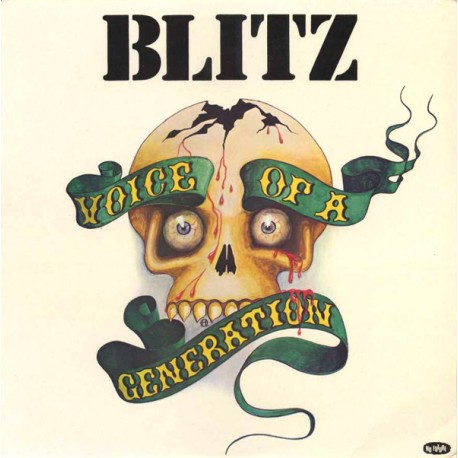 Blitz: Voice Of A Generation (2LP)