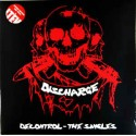 Discharge: Decontrol - The Singles (red 2LP)