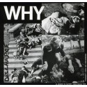 Discharge: Why (clear LP)