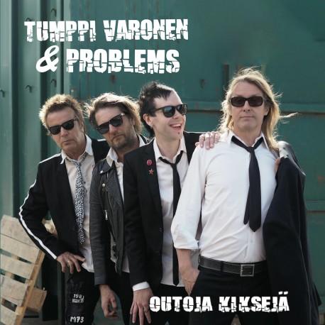 Tumppi Varonen & Problems - Outoja kiksejä (CD)