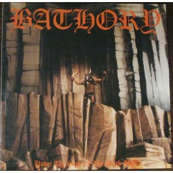 Bathory: Under The Sign Of The Black Mark (LP)