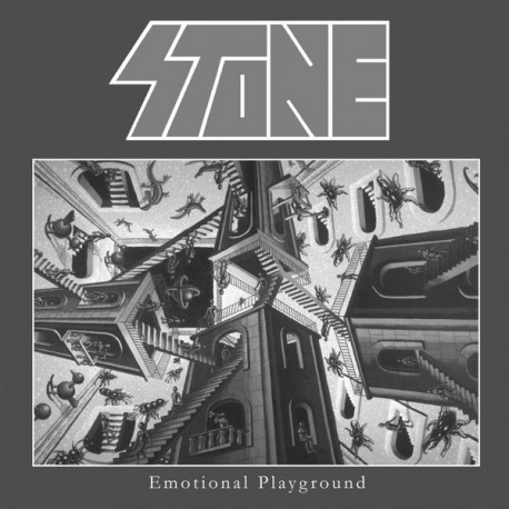 Stone: Emotional Playground (2LP)