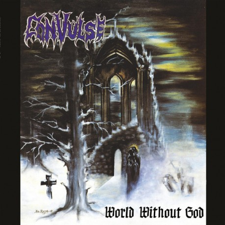 Convulse: World Without God (red 2LP)