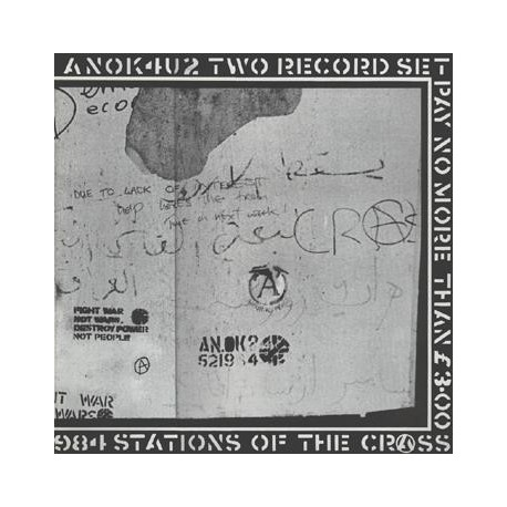 Crass: Stations Of The Crass (2LP)