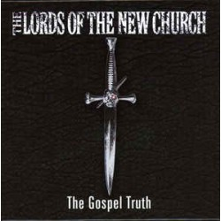 The Lords Of The New Church: The Gospel Truth (3CD+1 DVD)
