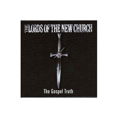 Lords Of The New Church: The Gospel Truth (3CD+1 DVD)