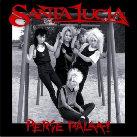 Santa Lucia: Perse Palaa (red 3LP)