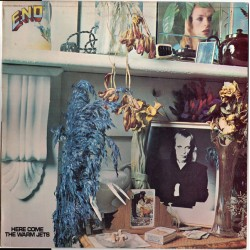 Brian Eno: Here Come The Warm Jets (CD)