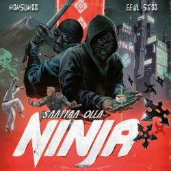 Eevil Stöö X Koksu Koo: Saattaa Olla Ninja (LP)