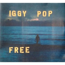 Iggy Pop: Free (blue LP)