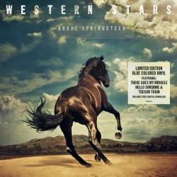 Bruce Springsteen: Western Stars (blue 2LP)