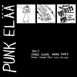 """Various Artists: Punk Elää Vol. 1 (3x7"""")"""