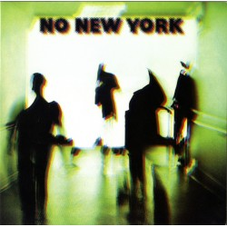Various Artists: No New York (LP)