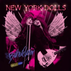 New York Dolls: Butterflyin' (pink LP)