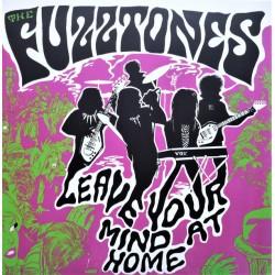 "Fuzztones: Leave Your Mind At Home (pink LP+orange 7"")"
