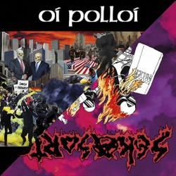 "Oi Polloi / Sekasorto – Blame It On The System / Fight Against Repression (7"")"