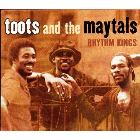 Toots And The Maytals: Rhythm Kings (CD)
