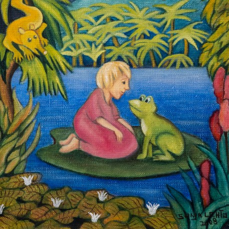 Pekka Streng & Olympia-orkesteri: Unen Maa (LP)