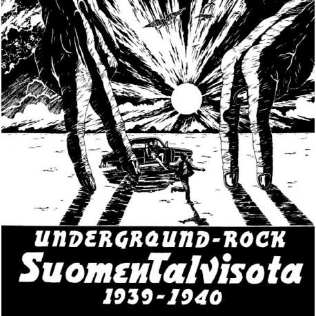 Suomen Talvisota 1939-1940: Underground-Rock (LP)