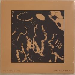 Olavi Louhivuori: Immediate music II (LP)