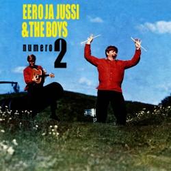 Eero Ja Jussi & The Boys: Numero 2 & Singlet 1966-1969 (2LP)