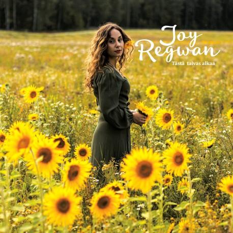 Joy Regwan: Tästä taivas alkaa (LP)