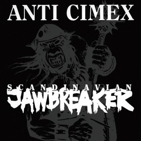 Anti Cimex: Scandinavian Jawbreaker (white LP)