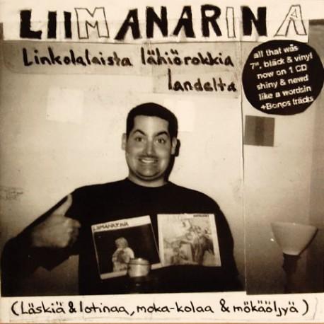 Liimanarina : Linkolalaista lähiörokkia landelta (CD)